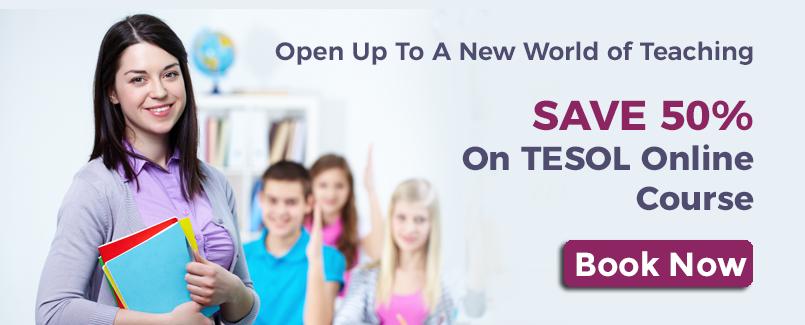 TESOL Online Course