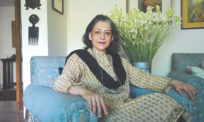 Dr Ayesha Jalal