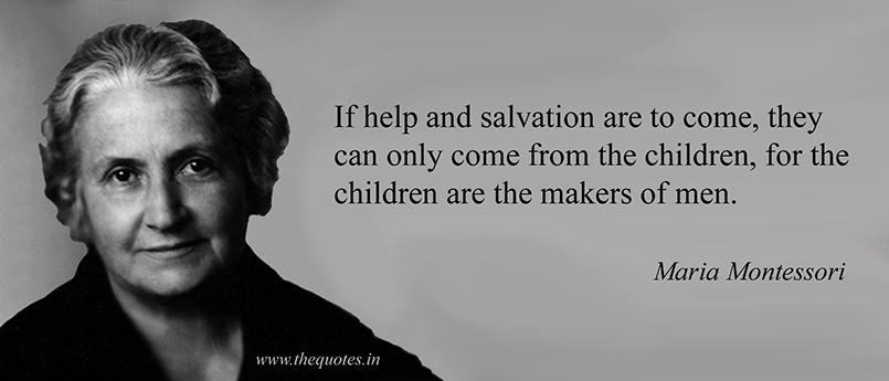 Maria-Montessori-Quotes