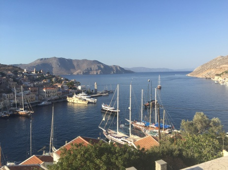 The Sweet and Hidden Flavors of Symi