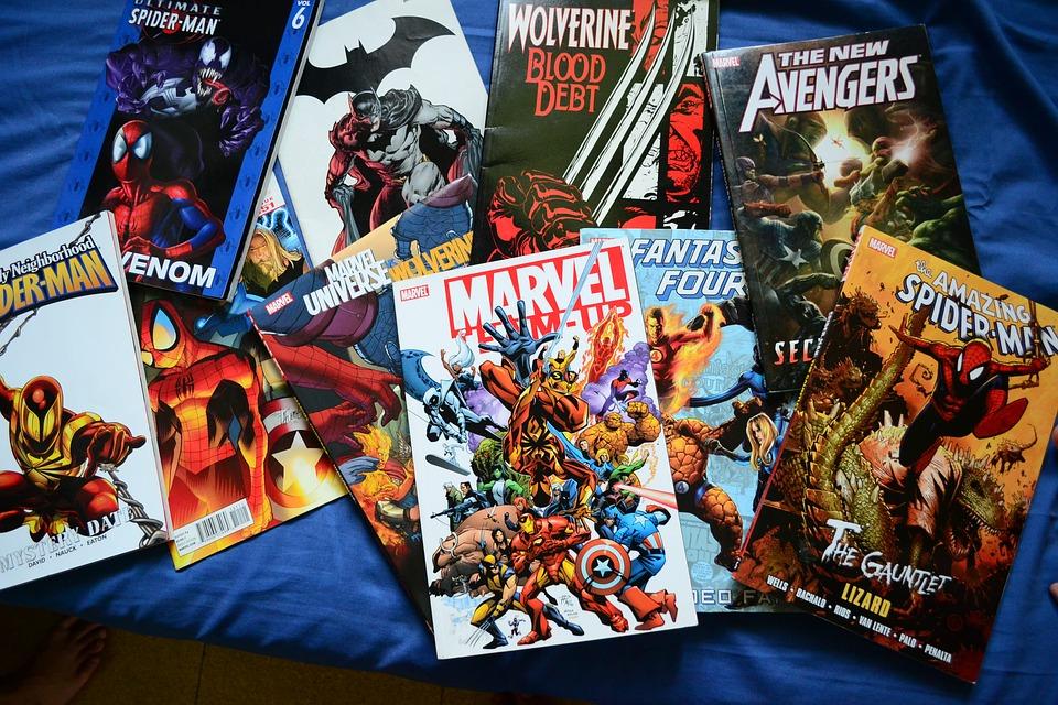 Marvel Superhero Names in Different Languages