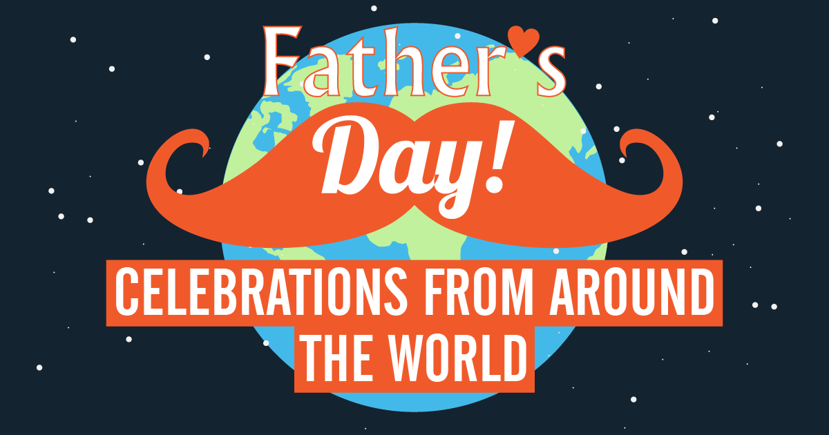 Father's Day Celebrations From Around The World