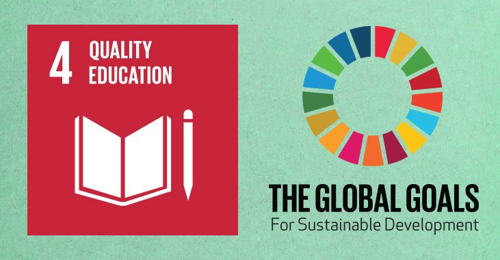 UN Global Goals 4 - for Quality Education
