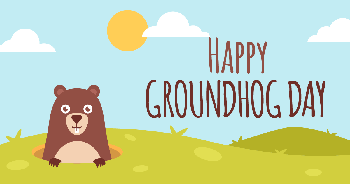 Groundhog Day - Exclusive Celebrity Interview