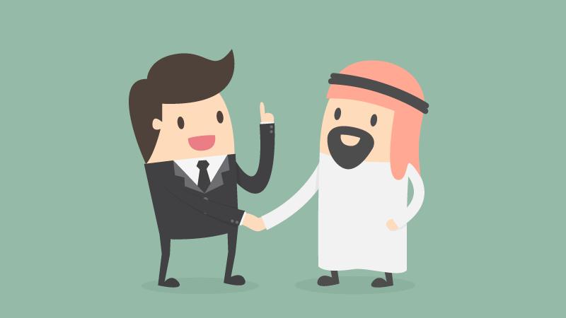 Translating the Handshake Across Cultures