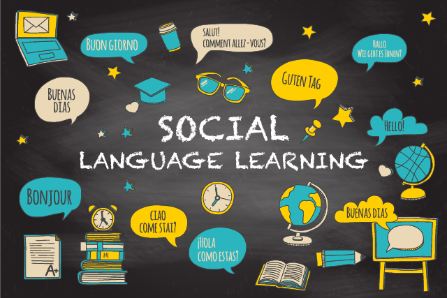 10 Reasons to Learn Languages Socially