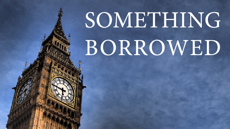 Something Borrowed - English Words with Foreign Origins