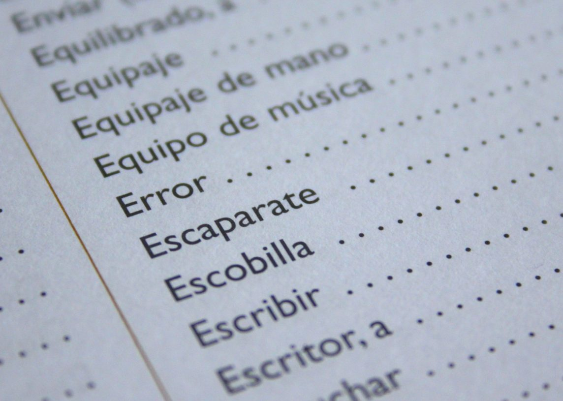 12 Spanish Words To Practice Sounding Like A Native Speaker