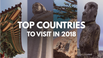 Top Countries to Visit in 2018