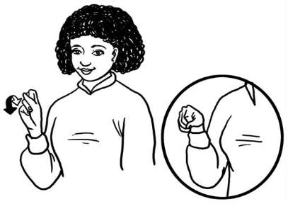 BABY SIGN LANGUAGE FOR YES