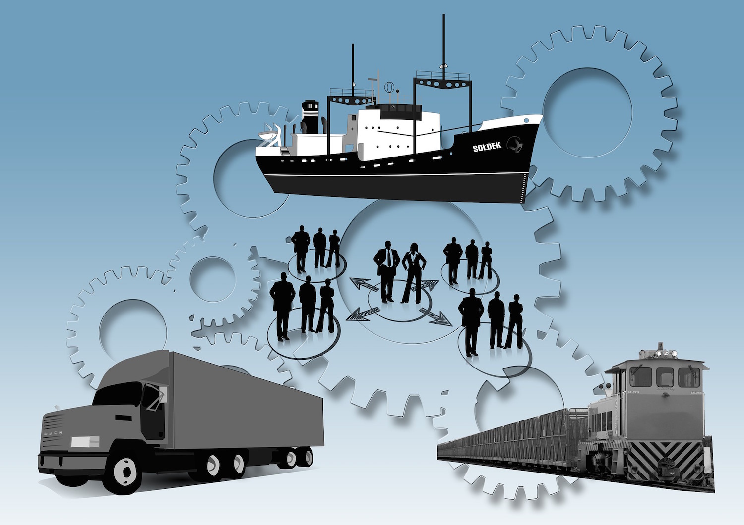 logistics and supply chain management Enhance you knowledge of supply chain management with cilt's diploma in logistics & supply chain.