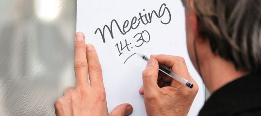 Meeting Management - The Art of Making Meetings Work