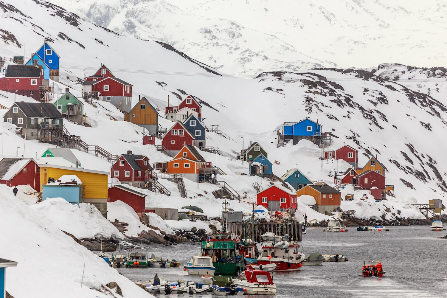 Learn Greenlandic Online - (Business)