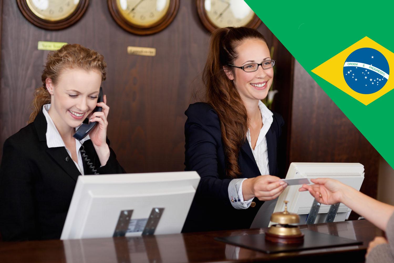 Hospitality Brazilian Portuguese