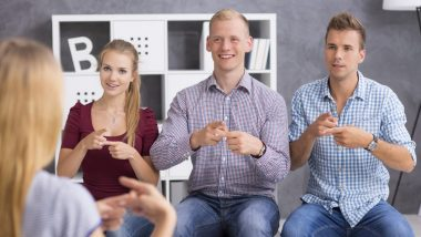 Learn American Sign Language (ASL) Online – Level 1